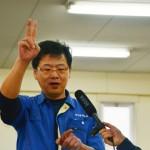 高松中央卸売市場の競り(せり)のライブ・パフォーマンス Dutch auction at Takamatsu central wholesale market