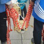 広島の亥の子(いのこ)祭り Inoko Festival at Hiroshima pref.