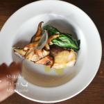 産地と料理人、親子の共演。愛媛県大洲の原木椎茸とイタリア料理店フェデリコ mushroom logs