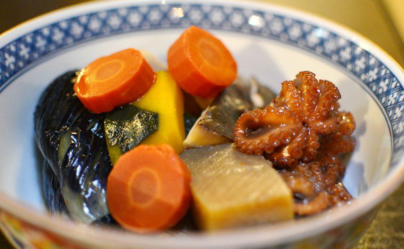 """瀬戸内の旬の味、料理「遊」  Seasonal cuisine of Setouchi """"Yū"""""""