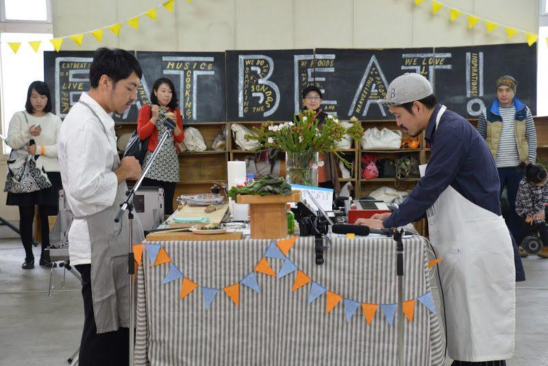食と音楽を融合したライブパフォーマンス「EATBEAT! in 高松」