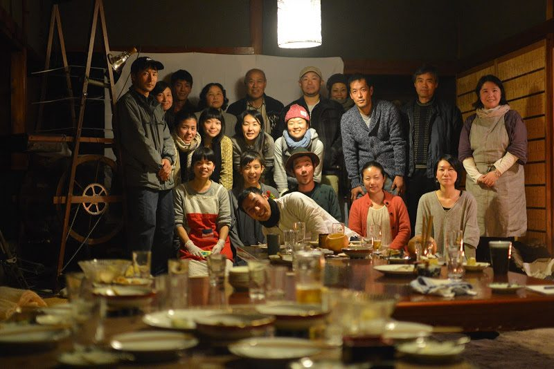 ウサギニンゲンライブ at 豊島・食堂101号室 – usaginingen live at Teshima island