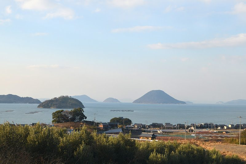 塩飽諸島 高見島、多度津町の古い町並みを歩きました。