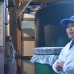 「良イ歌ヲ大二歌フベシ」福禄寿酒造