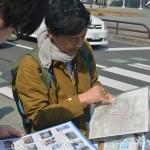 考古学者・乗松さんと、讃岐の国 野原を歩く