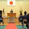男木島で8年ぶりの小学校卒業式 The graduation ceremony of Elementary School  at Ogi island