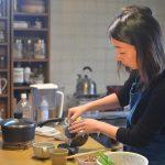 四国食べる通信4月号の料理撮影