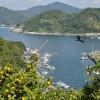 愛媛県宇和島市の九島に30年がかりで橋が架かりました。
