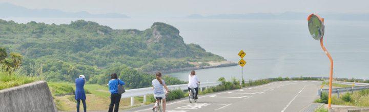 豊島を歩く Walking in Teshima island