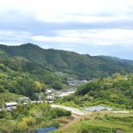 【阿波の国の献上米】佐那河内村の棚田に水が張られました