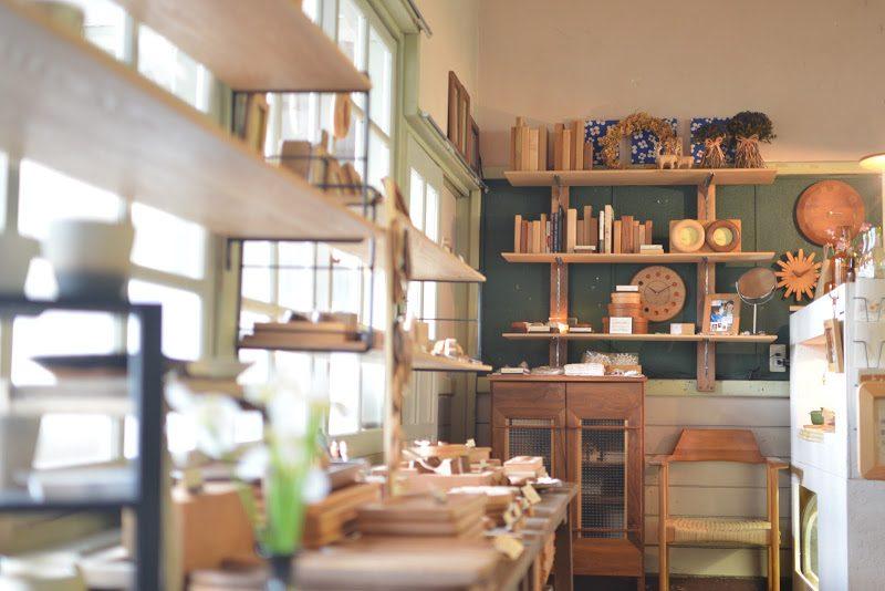 篠山の思い出のイレモノ、モノイレ カフェ monoile cafe at Sasayama