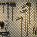 六本木のギャラリーに徳島県高開(たかがい)の石積みをつくった道具が展示!