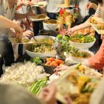 usaginingen Live with Good food kitchen CARDAMON at Kinco.