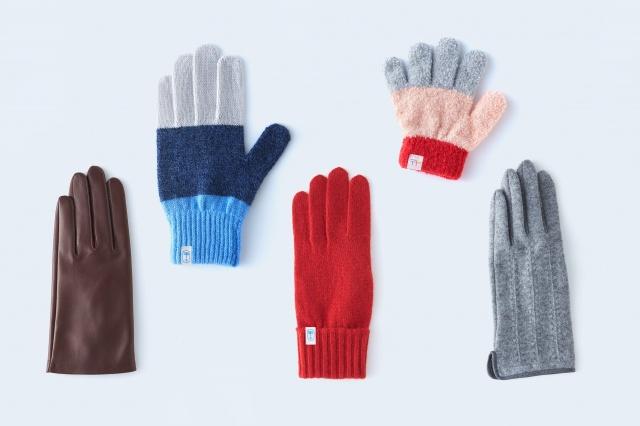 手袋の国内シェア90%の東かがわ市で生まれたブランド「tet.(テト)」