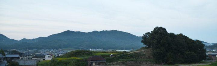 【四国最大規模】国史跡「富田茶臼山(とみたちゃうすやま)古墳」