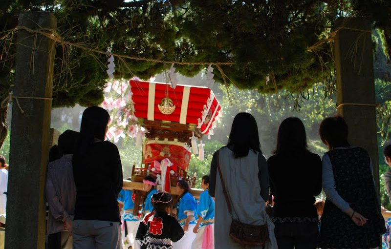 【10月11〜21日】小豆島・豊島 秋祭りまとめ The autumn shrine festival at Shodoshima and Teshima island