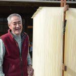 小豆島の素麺づくり