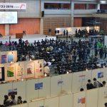 全国高等専門学校デザインコンペティション「デザコン2016 in Kochi」