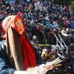 【毎年2月11日】 土佐の三大祭り「秋葉祭り」 高知県仁淀川町 Akiba Festival
