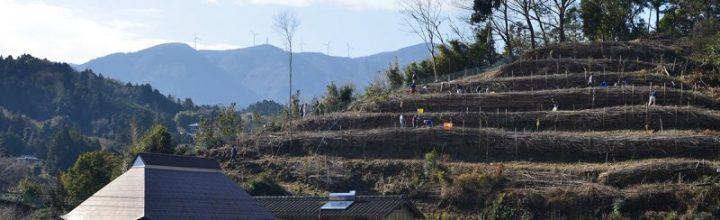 竹のある暮らしと里山の風景『根郷いきいき塾』