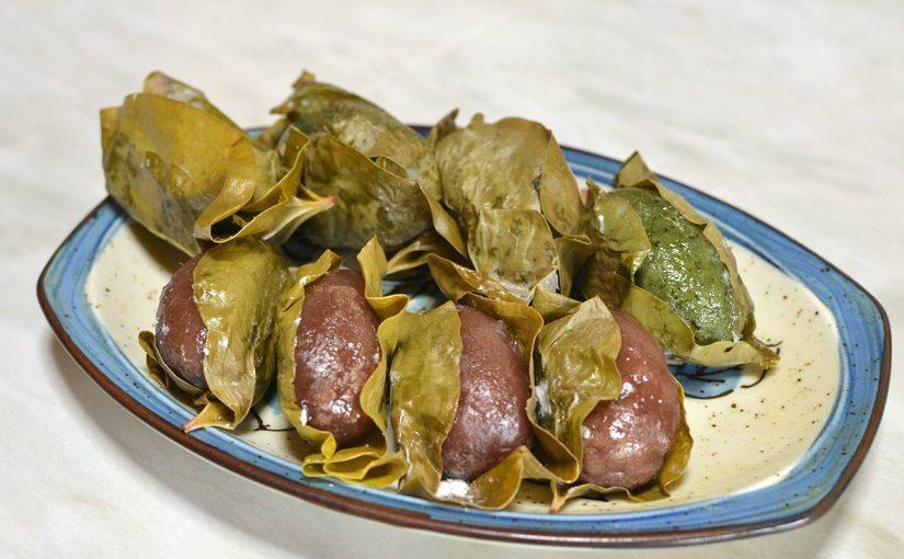 徳島の柏餅は柏の葉ではなくサルトリイバラの葉。村に残る旧暦の文化