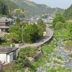 川遊びの季節 佐那河内村