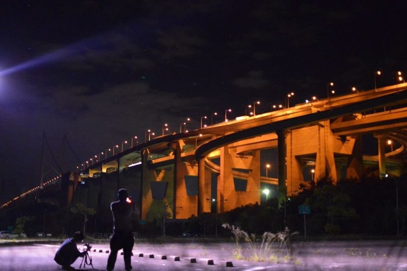 夜の瀬戸大橋 Night Great Seto Bridge