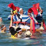 【8月3(土)・4(日)日】 島の神様に捧げるお祭り 「女木島 住吉神社大祭」 – The shrine festival at Megi island