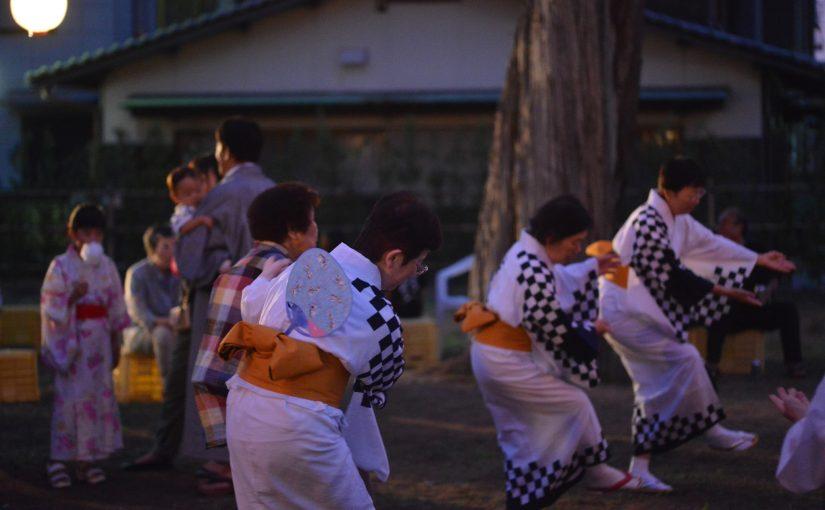 伝統の盆踊り「仁尾踊り」が復活「櫓をかこむ仁尾の夏祭り」