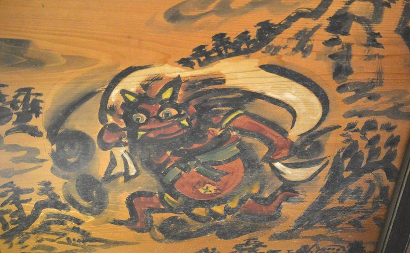 東京で楽しむ讃岐の画『つづらそば』