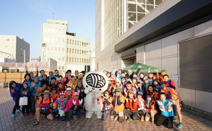 【写真レポート】うどんでエネルギー補給!?6軒のうどん屋に立ち寄りながら約60kmを走るマラソン大会がうどん県で開催! – Ultra Udon Marathon + Picnic