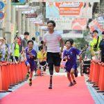 【写真レポート】オリンピックパラリンピックフラッグ公開パレード