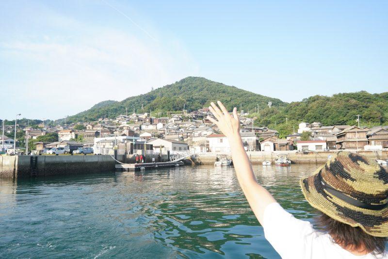 【直島・写真レポート】日比野克彦さんと考える島づくりワークショップ
