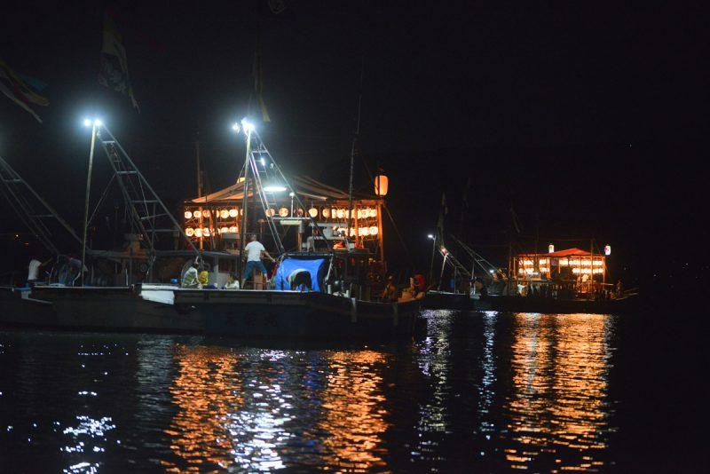 海に生きる人たちによって300年受け継がれてきた船渡御「皇子神社船祭り」 – Over 300 years history, the boat festival of Ouji shrine