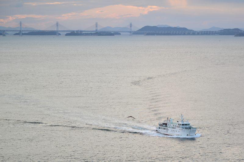 瀬戸内海の巡回診療船「済生丸(さいせいまる)」