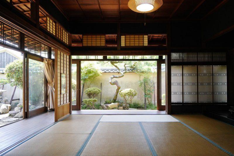 塩飽大工最後の家。本島・吉田邸 – Yoshida House of Honjima island