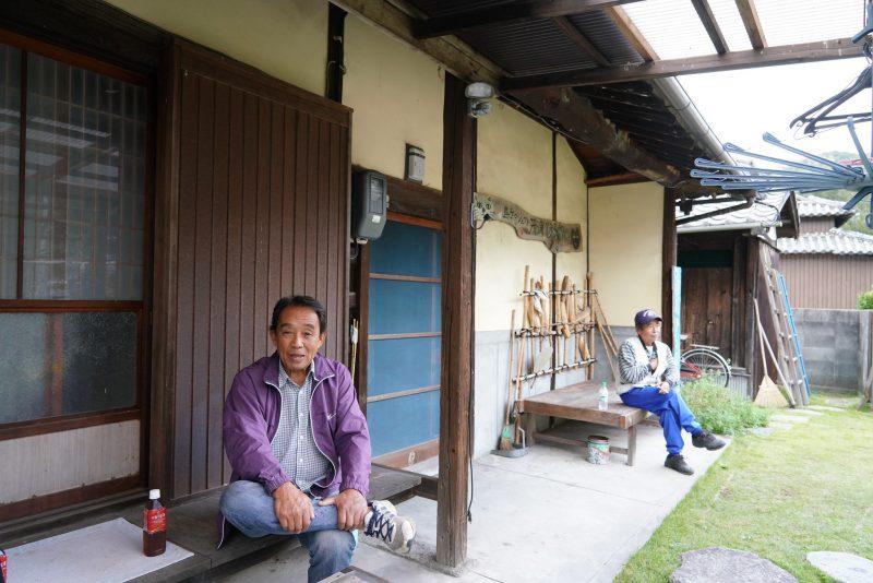 香川県丸亀市、塩飽(しわく)諸島のさぬき広島へ
