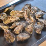 """瀬戸内の冬のごちそう。カキ食べ放題『かきの山』 – Only Winter, Grilled Oysters """"Kaki-no-yama"""""""