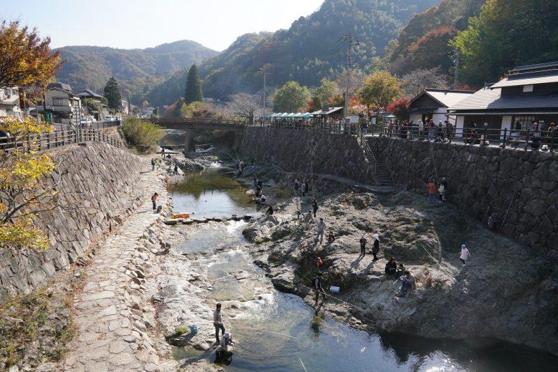 """空港から15分でいける温泉郷、香川・塩江(しおのえ) – Hot spring village """"SHIONOE"""" near Takamatsu airport"""