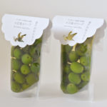 小豆島の新漬けオリーブ – Freshly pickled olive of Shodoshima island
