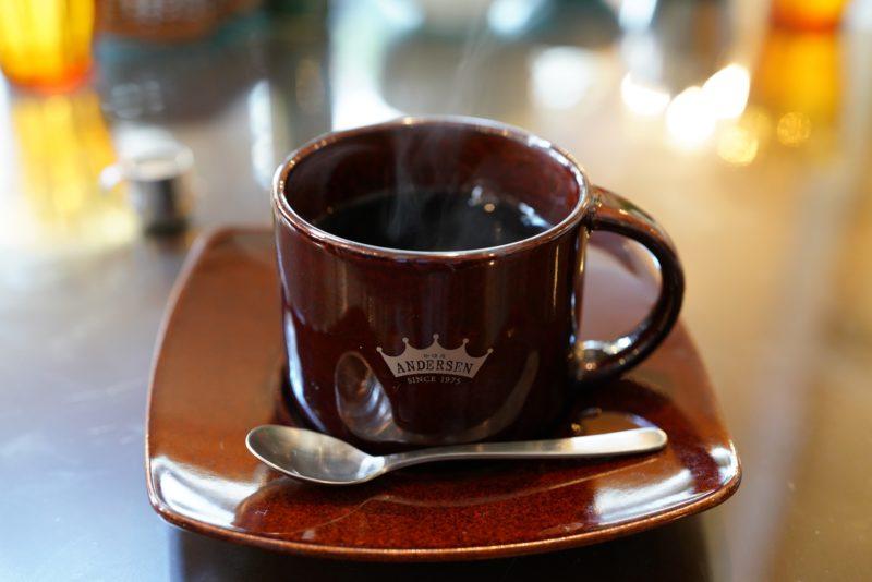 珈琲屋 アンデルセン – Coffee shop ANDERSEN