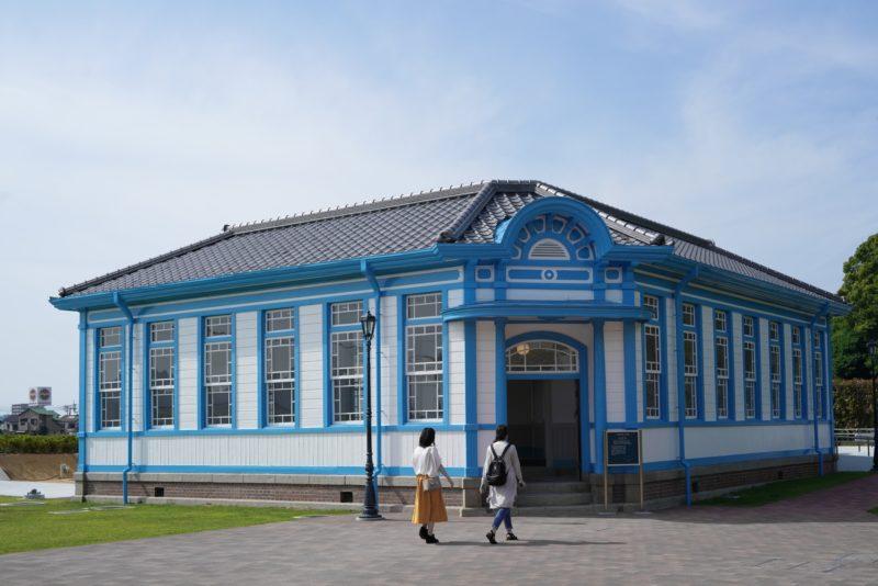 【国の登録有形文化財】旧御殿水源地 高松市水道資料館 – Takamatsu city Waterworks Data Library