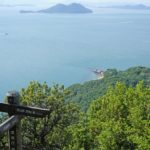屋島北嶺と備讃瀬戸 – The North Hill of Yashima and Bisan Strait