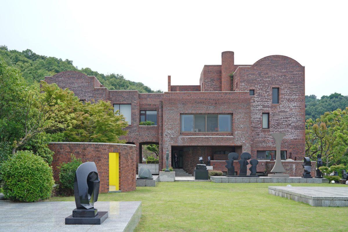 彫刻家・流政之さん『ナガレスタジオ 流政之美術館』 – [Kagawa ] Nagare Studio Masayuki Nagare Museum