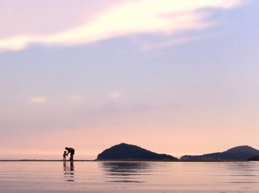 父母ヶ浜 - Chichibugahama beach