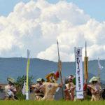 """水の恵みと豊作に感謝するひょうきんな祭り「ひょうげ祭り」 – The local humorous festival """"Hyoge Matsuri"""""""