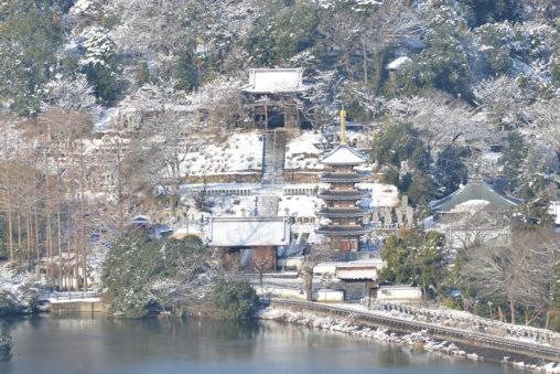 高松藩・松平家の菩提寺、仏生山の法然寺
