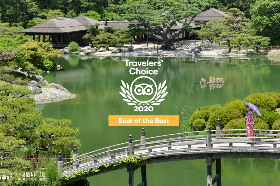 TripAdvisor Travelers' Choice Best of the Best