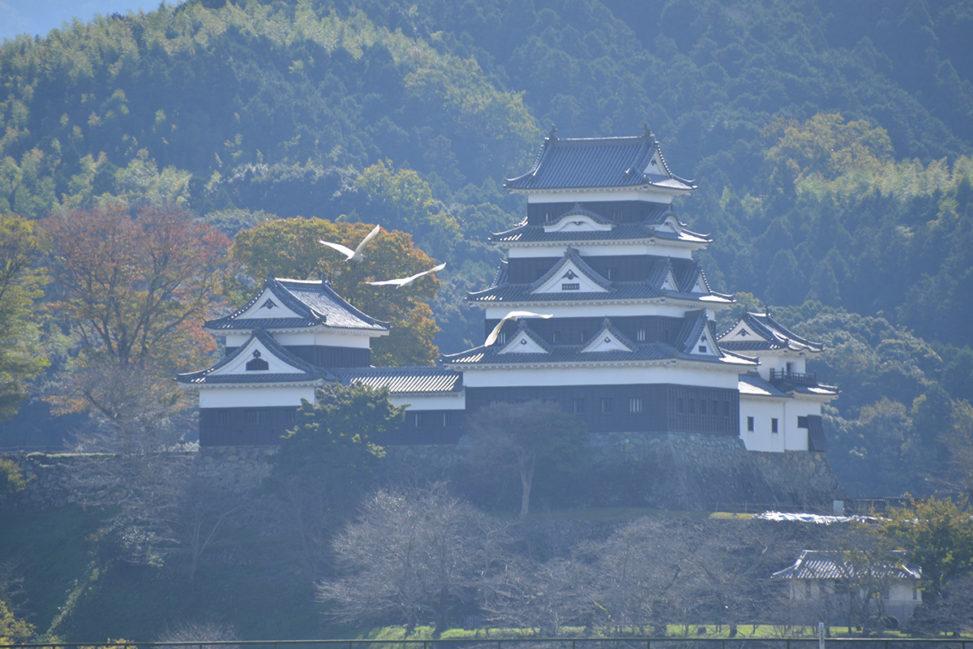 大洲城 Ozu Castle