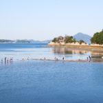 """年に数回だけ渡ることができる日本最古の水軍城 『甘崎城』 – Castle for Setouchi navies """"Amazaki Castle"""""""
